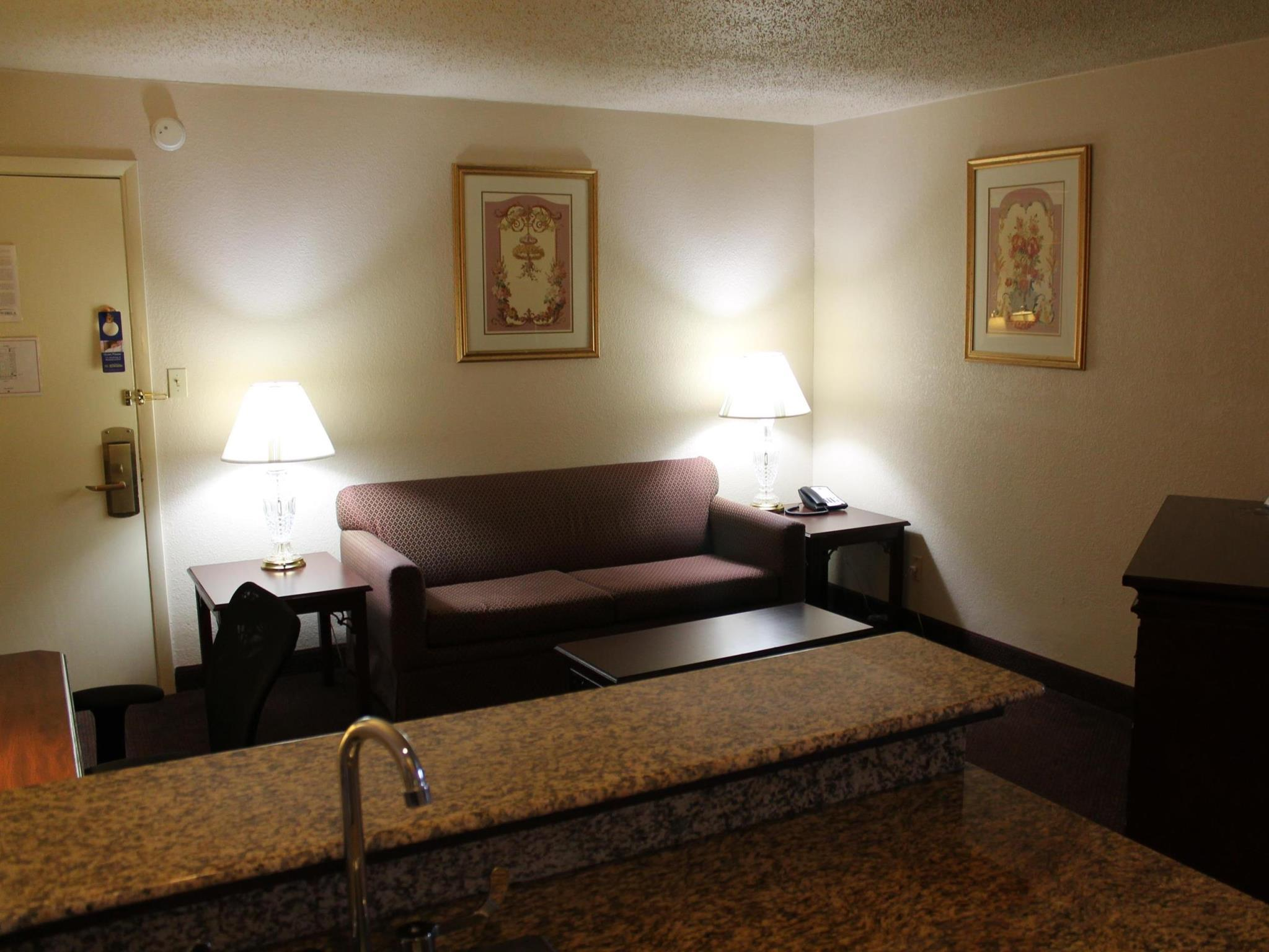 Suite 1 King Bed