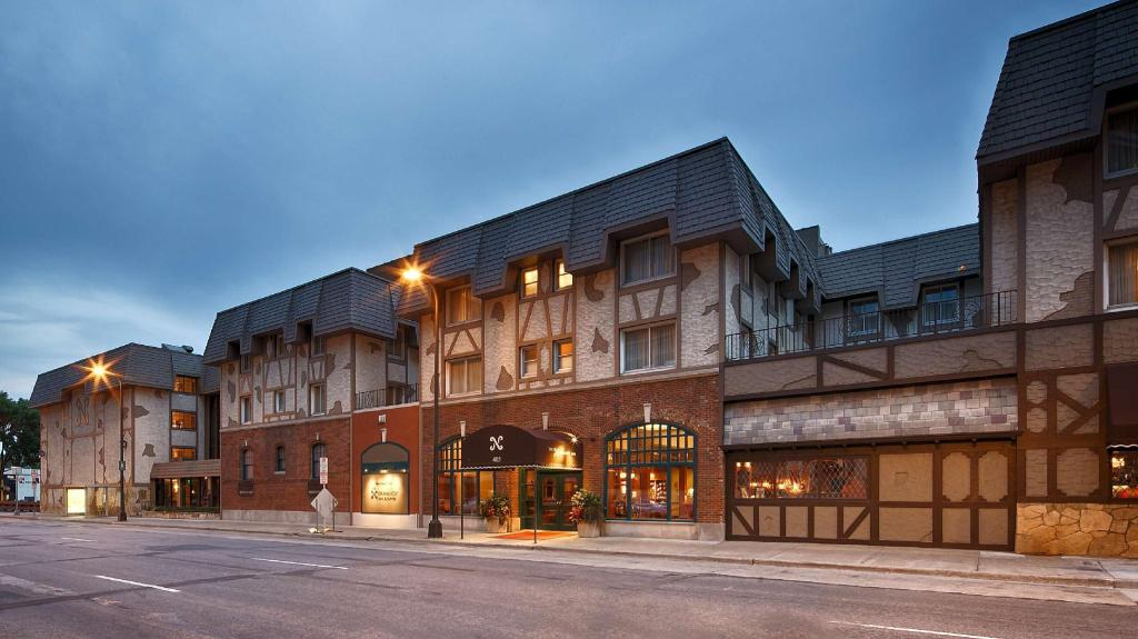 More About Best Western Plus The Normandy Inn And Suites