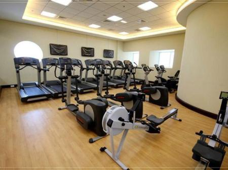 Fitness center Mondo Living- Elite Residence