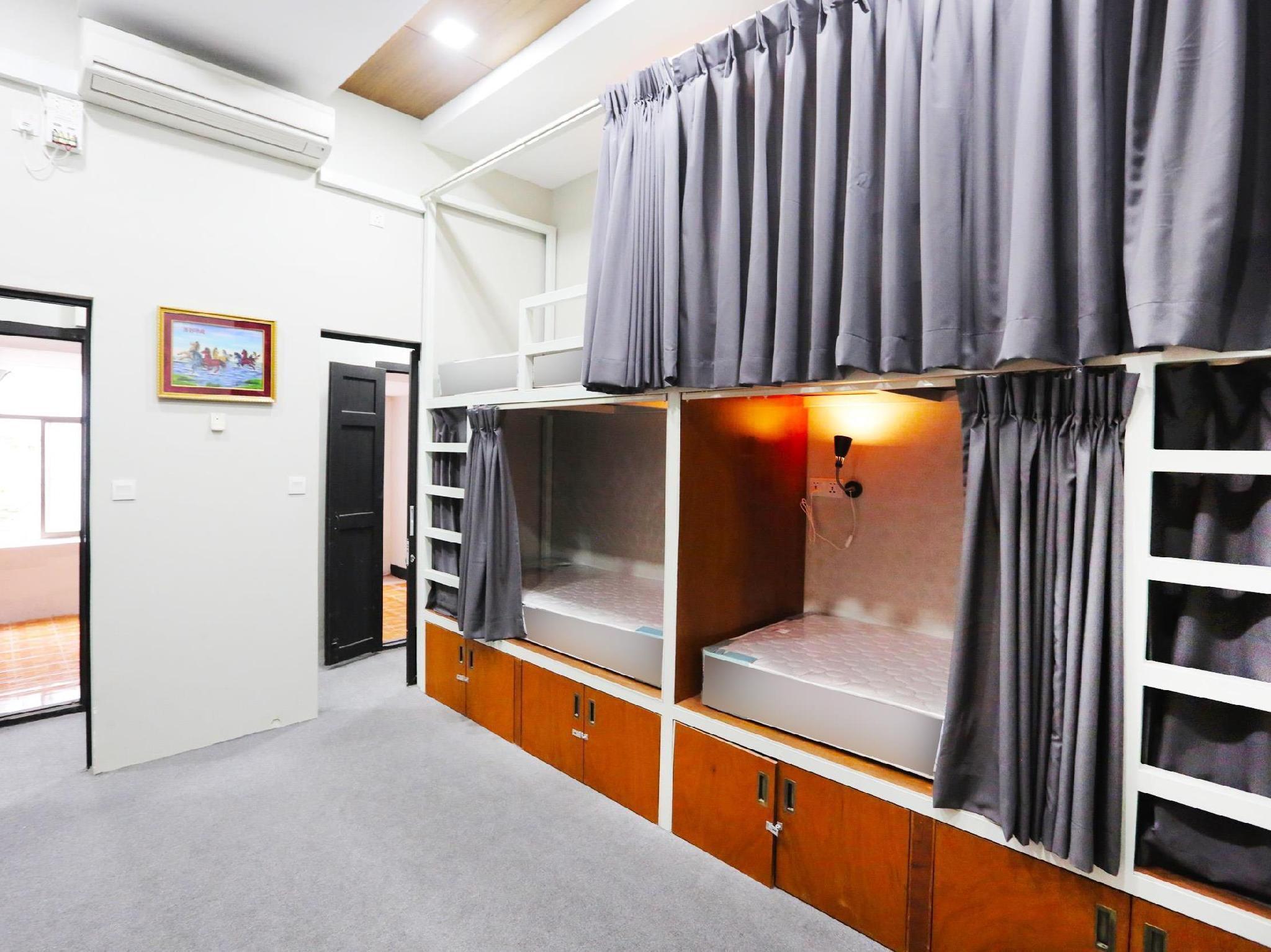 1 Person in 8-Bed Dormitory 4 - Mixed