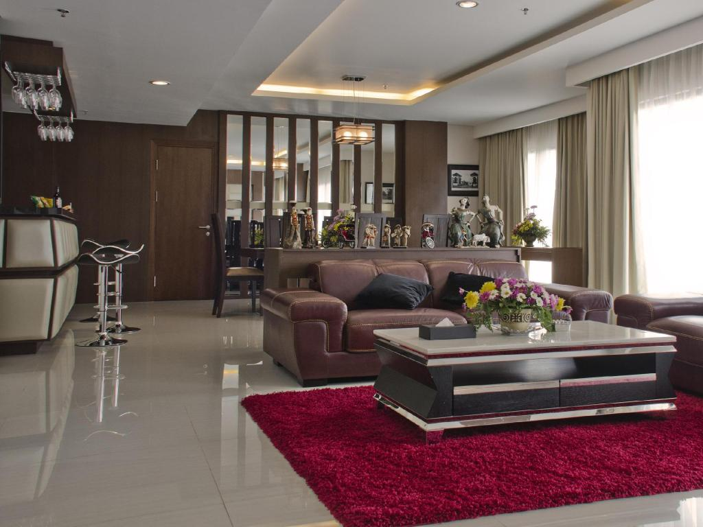 Interior view Ijen Suites Resort and Convention