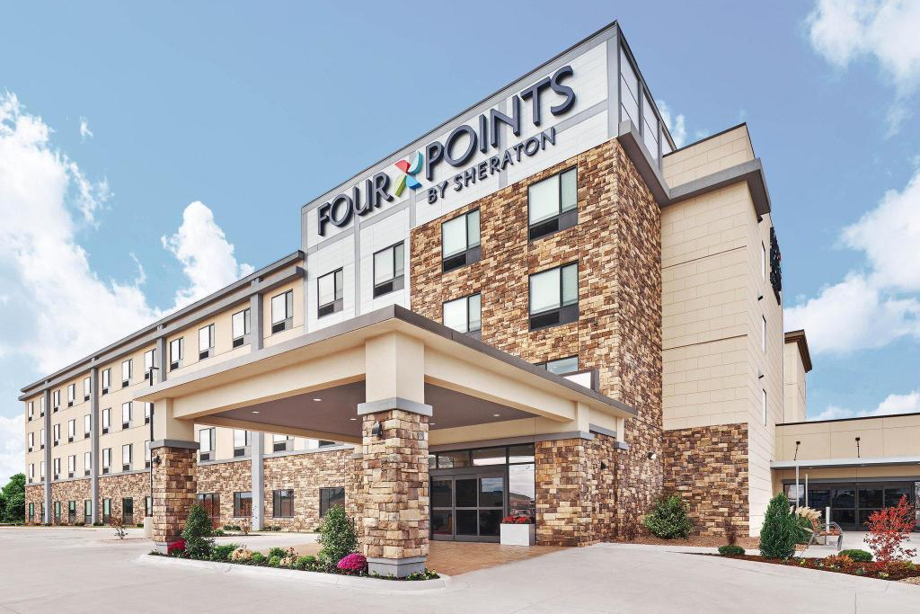 Vairāk par Four Points by Sheraton Oklahoma City Airport