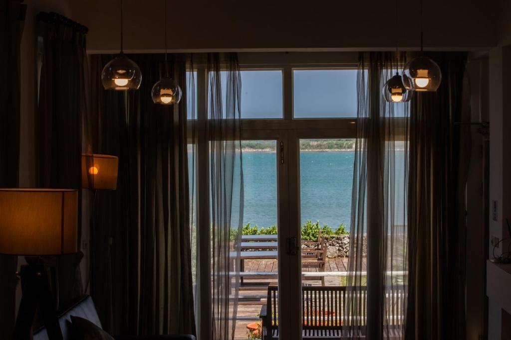 夏天海景家庭房(1樓) (1st Floor Summer Sea View Family Room)