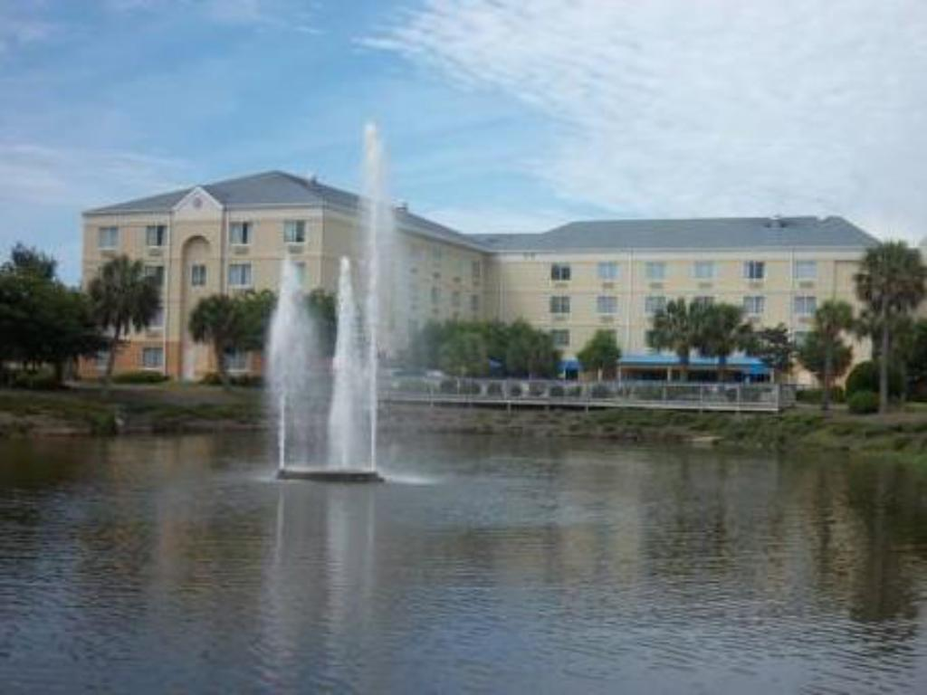 Unterkunft von außen Fairfield Inn Myrtle Beach Broadway at the Beach