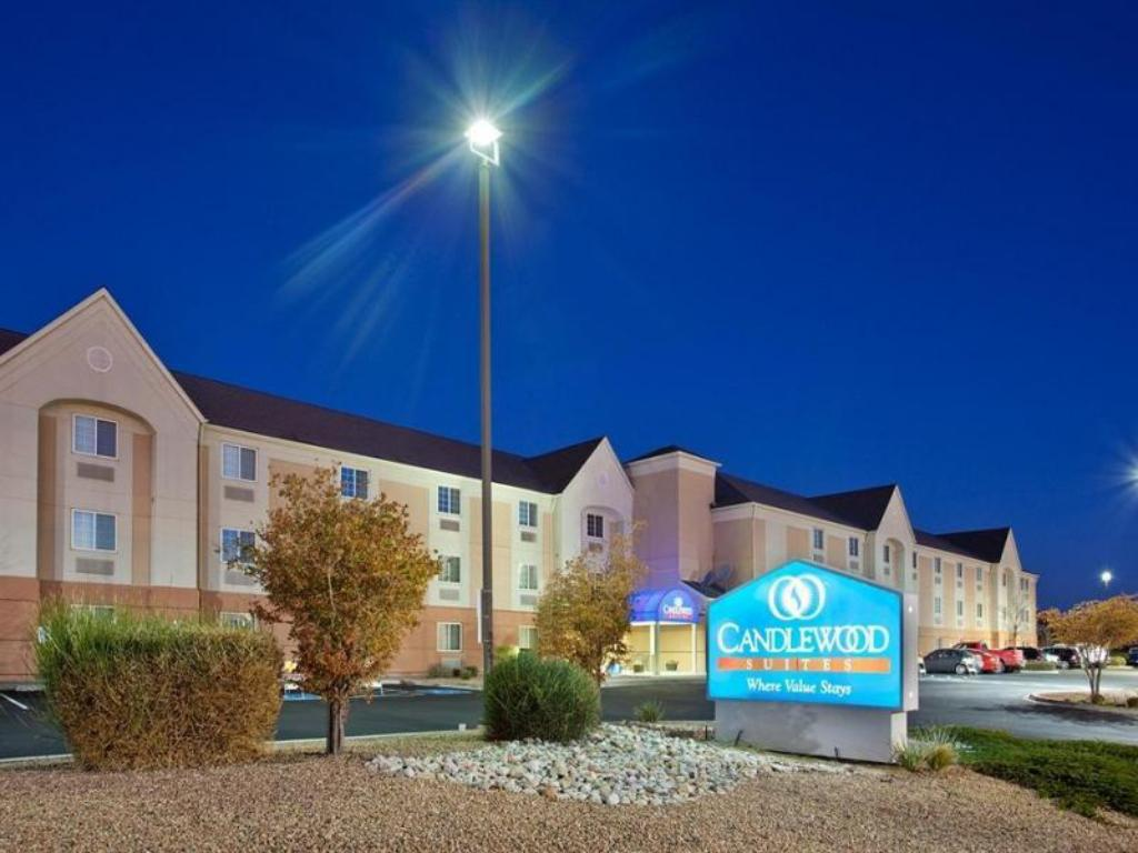More about Candlewood Suites Albuquerque