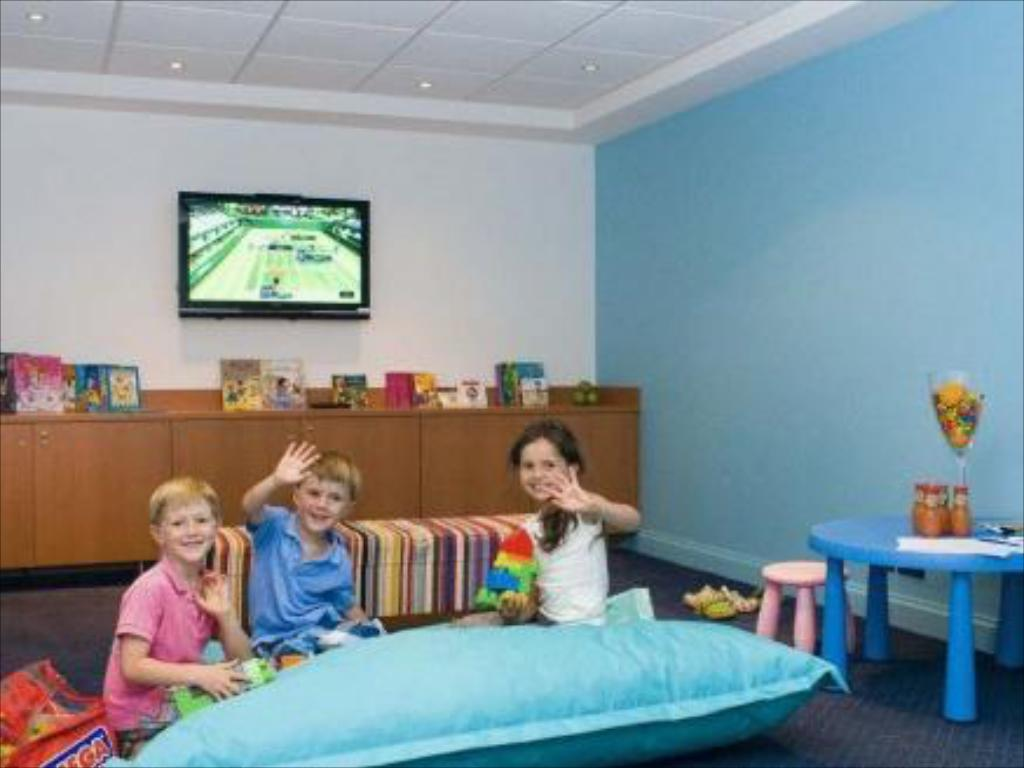 Kid's club Radisson Blu Hotel Biarritz