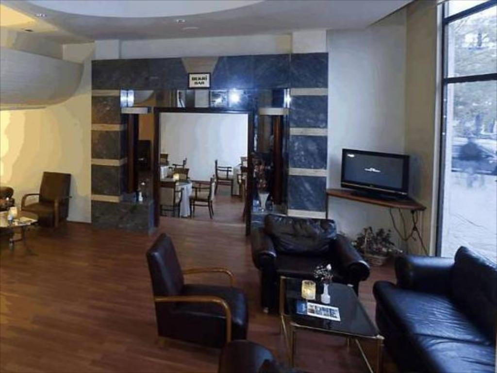 עיצוב הפנים Kervansaray Bursa City Otel