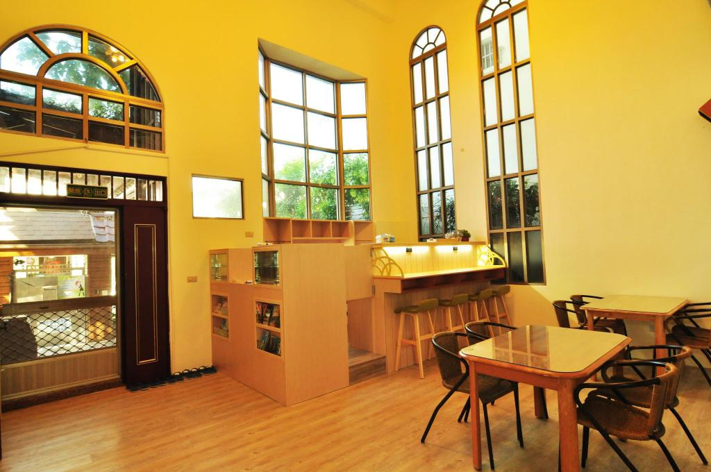 Lobby Xie Tong Bed and Breakfast