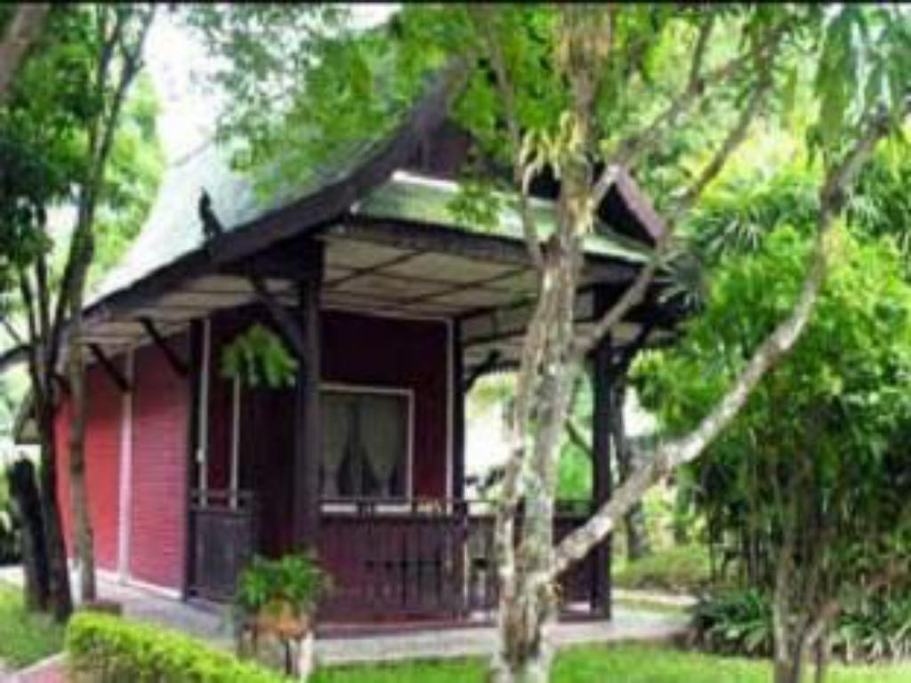 Vedere exterior Muang Pai Resort