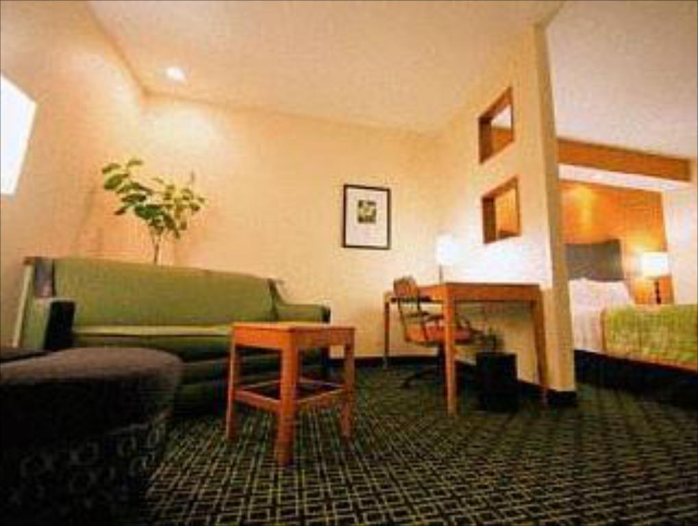 Gästrum Fairfield Inn & Suites Kansas City Airport