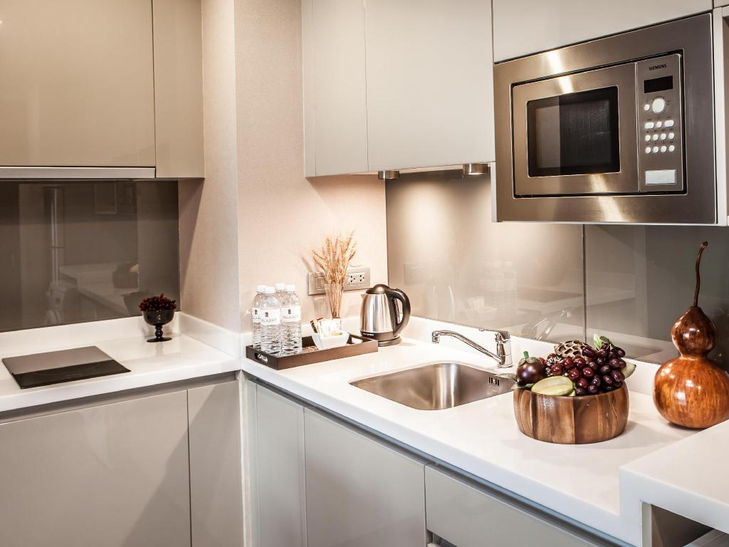 Suite d'Una Habitació Arcadia Residence Ploenchit by Compass Hospitality