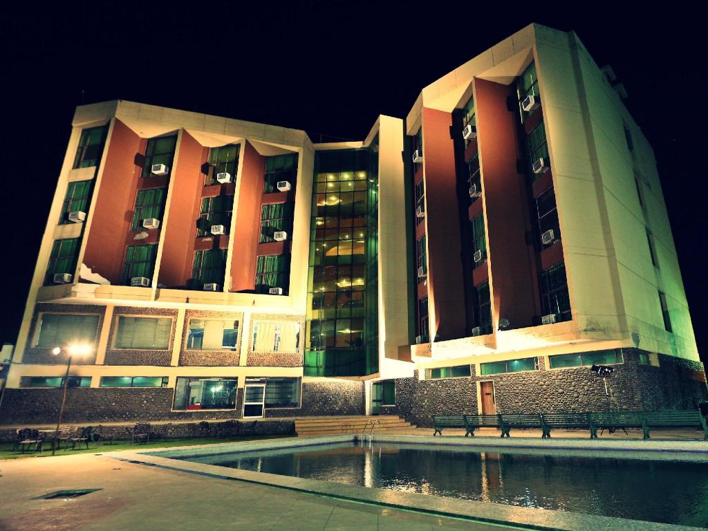 Hotel Devi Grand, Katra (Jammu and Kashmir), India - Photos, Room ... 8f8ad3d9a9