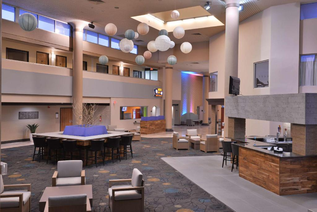 Lobby Best Western Plus El Paso Airport Hotel & Conference Center