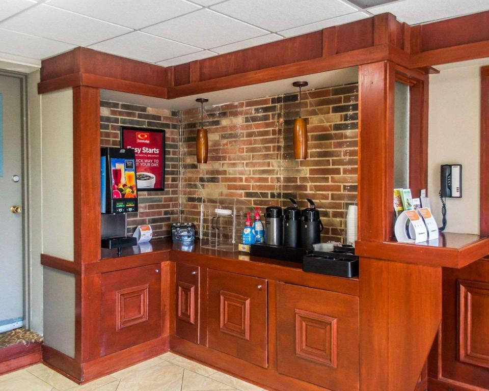 Kedai Kopi/Kafe Econo Lodge Warrensville Heights