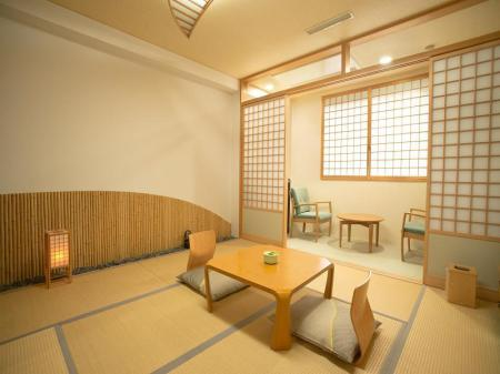 Japanese Style - 3 Persons Hotel Hikyounoyu