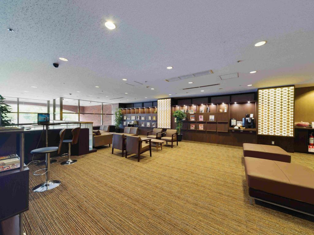 大廳 WING國際飯店 - 名古屋 (Hotel Wing International Nagoya)
