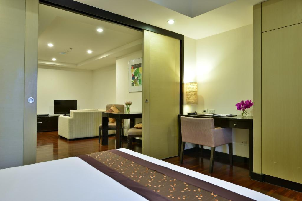 Studio Room - Guestroom Abloom Exclusive Serviced Apartments