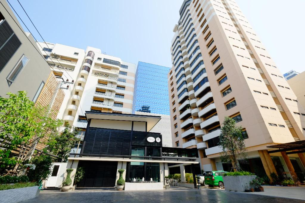 璀璨服務公寓飯店 (Abloom Exclusive Serviced Apartments)
