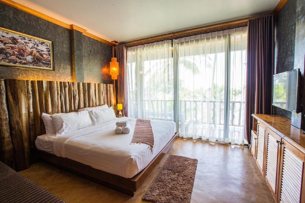 Anda Seaview Room - Guestroom Andalay Beach Resort