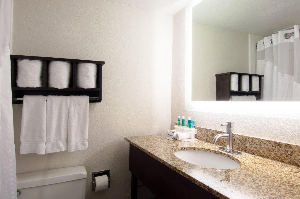 Standard Room Non-Smoking - Quartos Holiday Inn Express & Suites Nashville-I-40 & I-24(Spence Lane)
