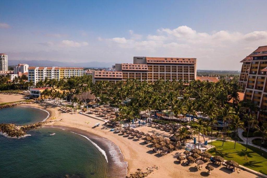 The Westin Resort Spa Puerto Vallarta In Mexico Room