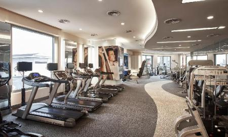 Fitness center Grande Centre Point Hotel Ratchadamri