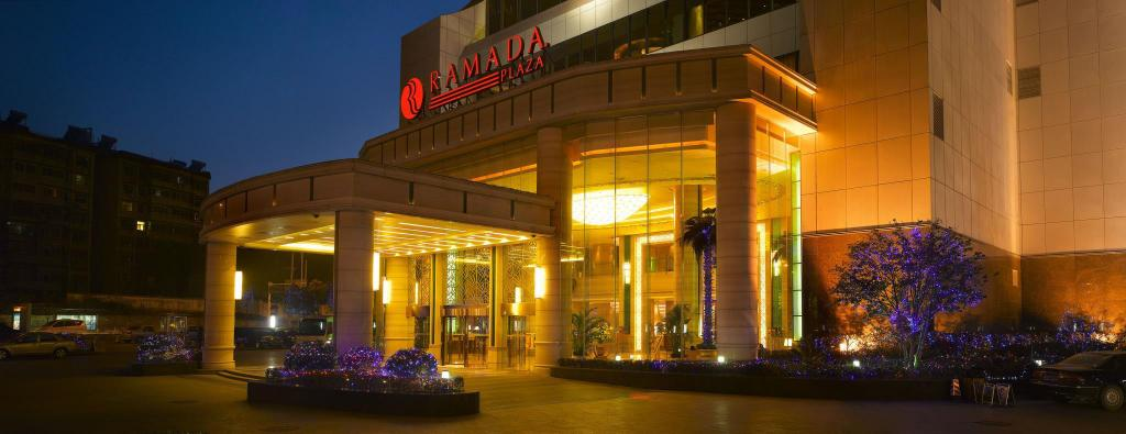 More about Wuhan Ramada Plaza Optics Valley Hotel