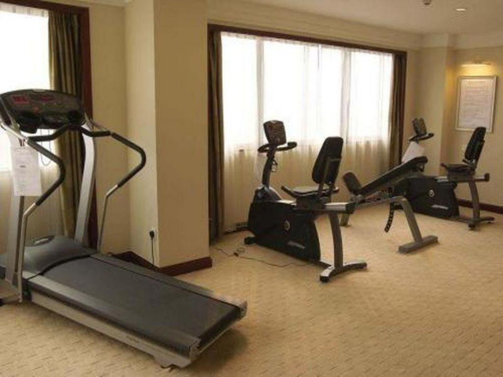 Fitness center Daysun Park Hotel