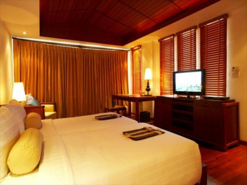 Deluxe Room The Sarann Hotel