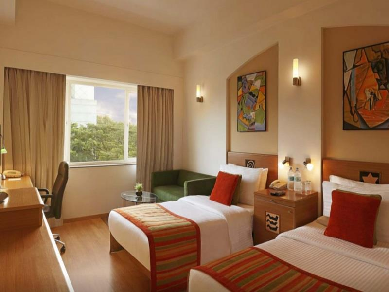 Kamar Business Double (Business Double Room)