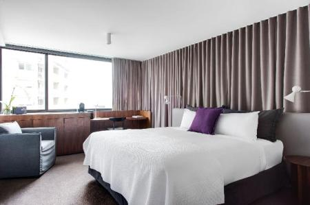 Superior Room - Bed Larmont Hotel Sydney by Lancemore