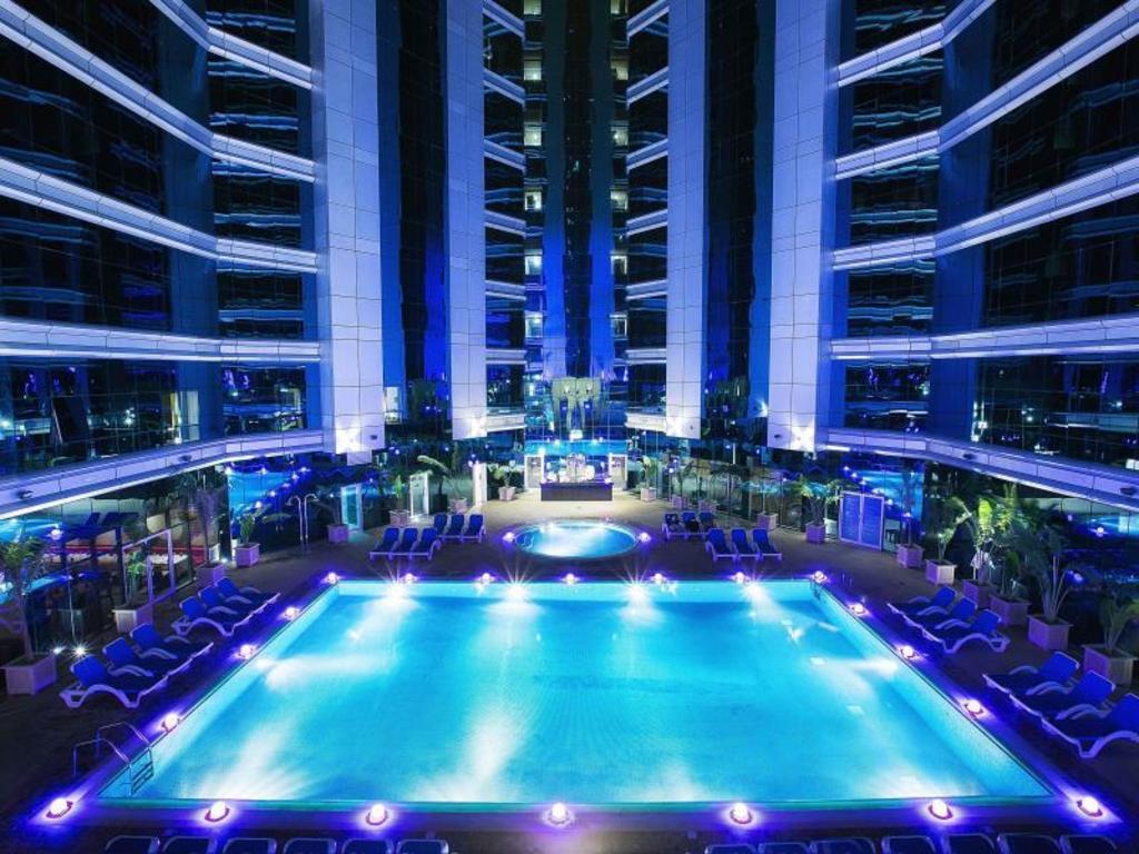 Ghaya Grand Hotel Dubai Vereinigte Arabische Emirate Preise 2020 Agoda
