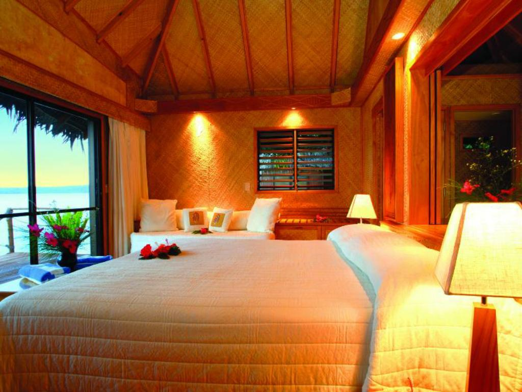Interior view Aitutaki Lagoon Resort & Spa (Adults Only)