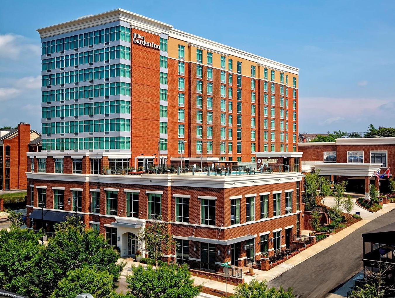 Best price on hilton garden inn nashville downtown convention center in nashville tn reviews for Hilton garden inn nashville airport