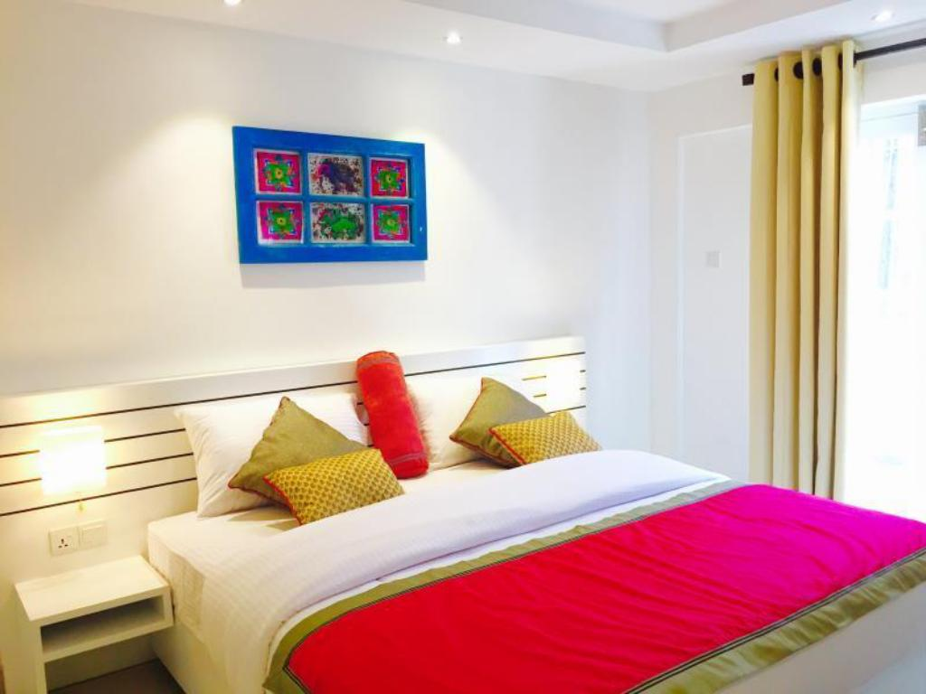 Standard Double Room - Bed Clock Inn Kandy