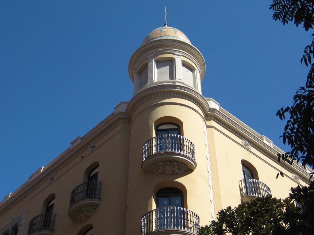 Auto Karta Barcelona.Residencia Erasmus Gracia Barselona Ispanija Didziausios Nuolaidos