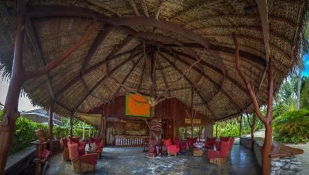 Lobby Aitutaki Lagoon Resort & Spa (Adults Only)