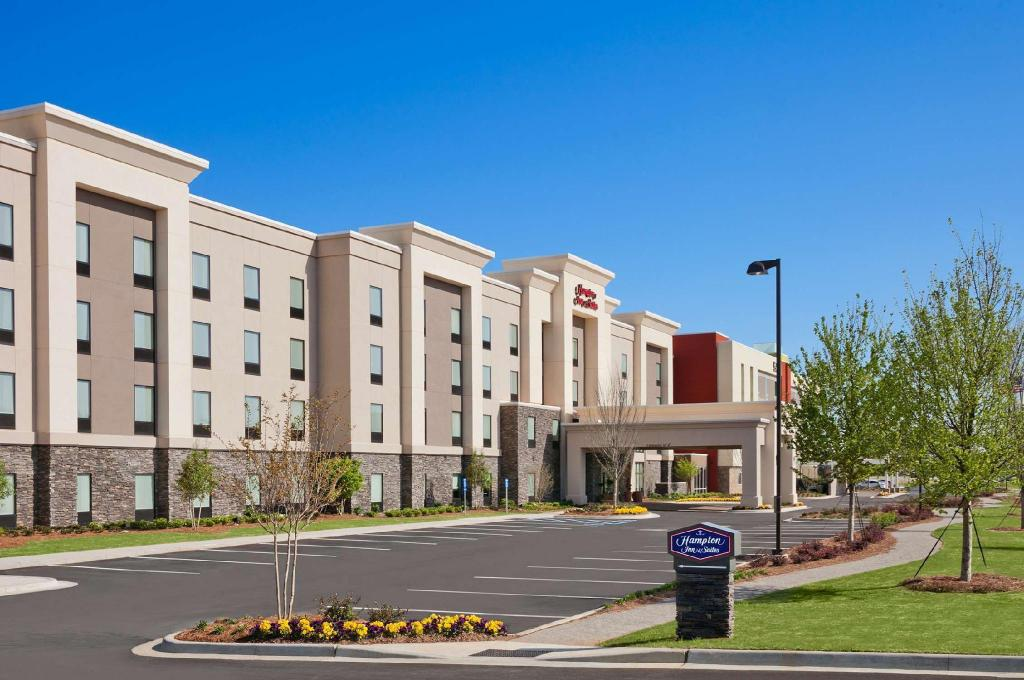 More about Hampton Inn And Suites Huntsville Research Park Area