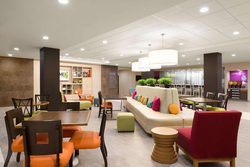 Lobby Home2 Suites By Hilton Knoxville West