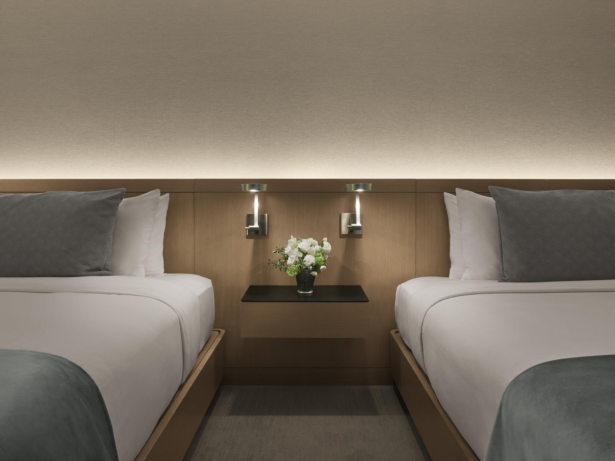 Junior Suite with Two Queen Size Beds