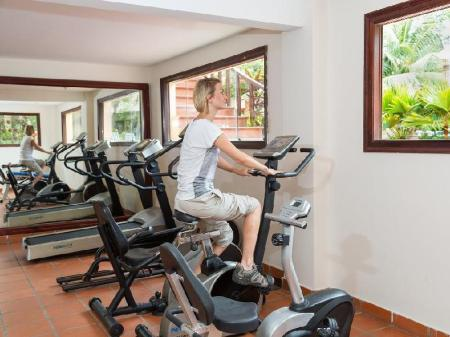 Fitness center Sunny Beach Resort