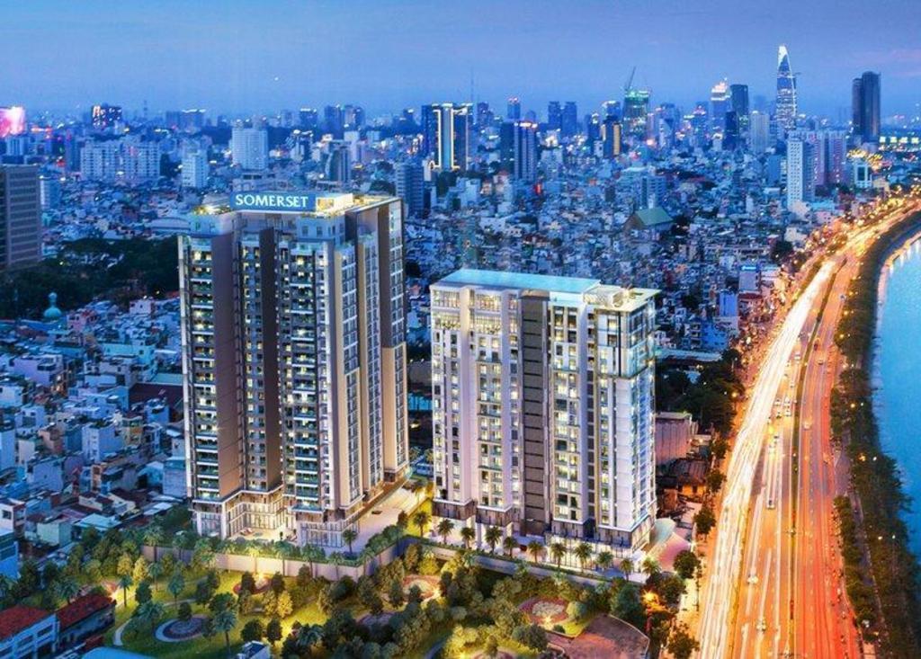 Ho Chi Minh City Hoteluri
