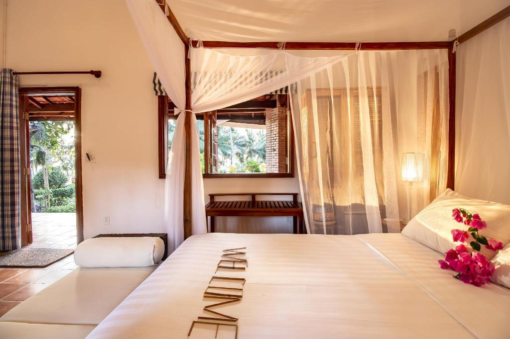 Standard Sea View - Bed Cassia Cottage Resort