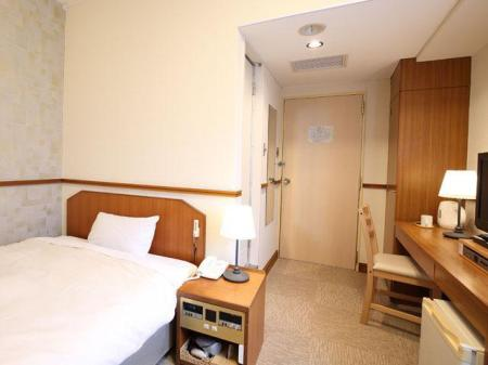 Single Room - Non Smoking - Room plan Hotel Nature Nagoya Sakae
