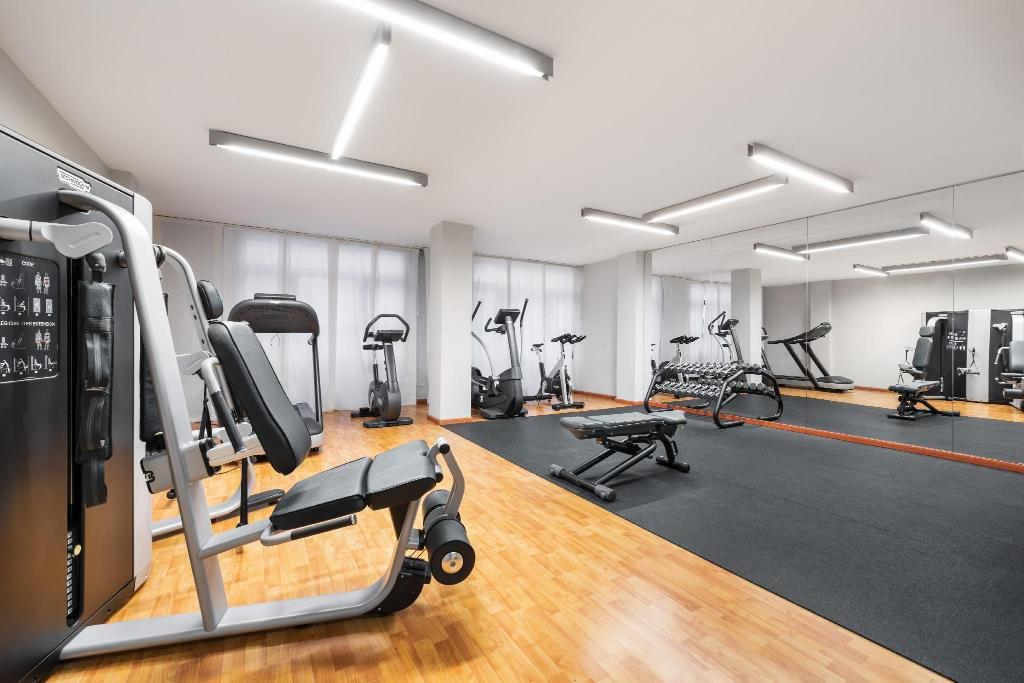 Fitness center Exe Las Palmas