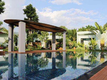 Swimming pool [outdoor] Chiang Mai Corner Spa Resort