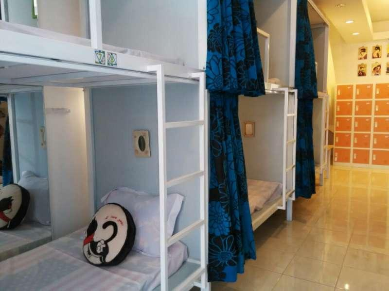 1 Person in 20-Bed Dormitory - Female Only