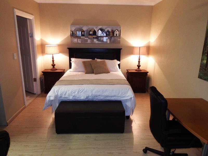 Self Catering Double Room
