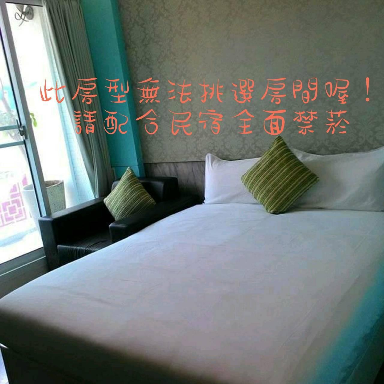 經濟房(雙人床) (Economy, One Double Bed)