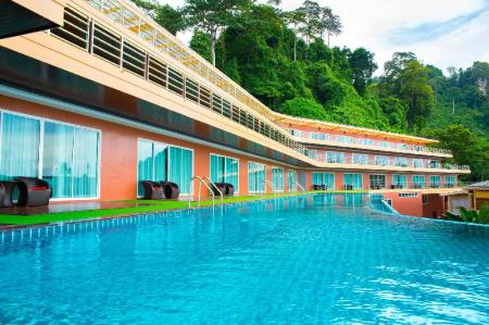 Pool Access Double Room Phi Phi Cliff Beach Resort